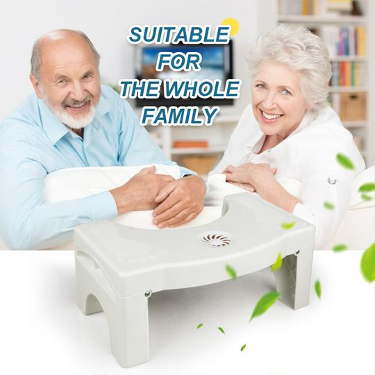 Folding Multi Function Toilet Stool Not Sold In Stores