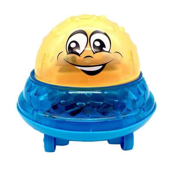 Funny Infant Children s Electric Induction Sprinkler Toy Light Baby Play Bath Toy Water