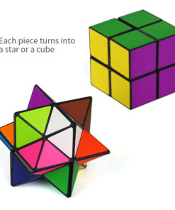 Infinity Cube Puzzle, Infinity Cube Puzzle