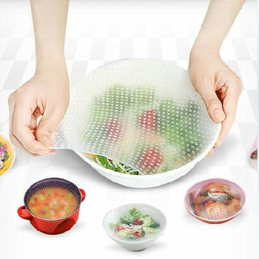 Reusable Food Wrap, Stretch and Fresh Reusable Food Wrap