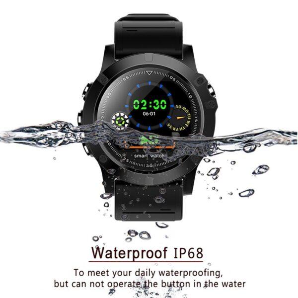 L11 Bracelet Smart Watch Blood Pressure Heart Rate Monitor Fitness Tracker Stopwatch Sports Smartwatch IP68 for 1