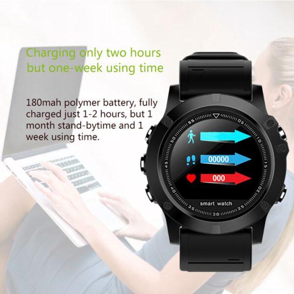 L11 Bracelet Smart Watch Blood Pressure Heart Rate Monitor Fitness Tracker Stopwatch Sports Smartwatch IP68 for 3