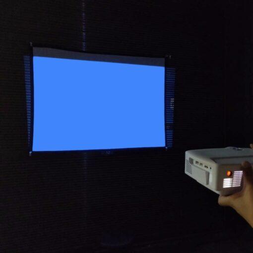 Outdoor Big Projector Screen, Outdoor Big Projector Screen