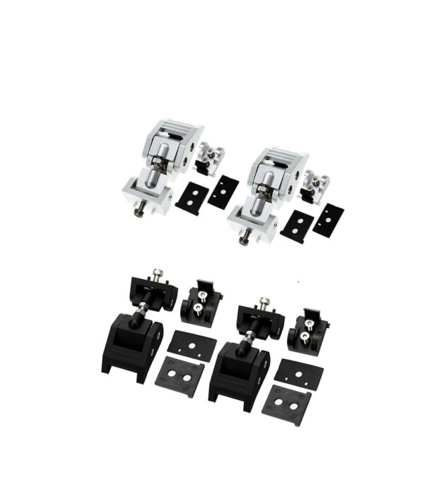 Metal Engine Hood Latch Lock Catches Kits for Jeep Wrangler JK Unlimited Rubicon 2008 2009 2010 5 1