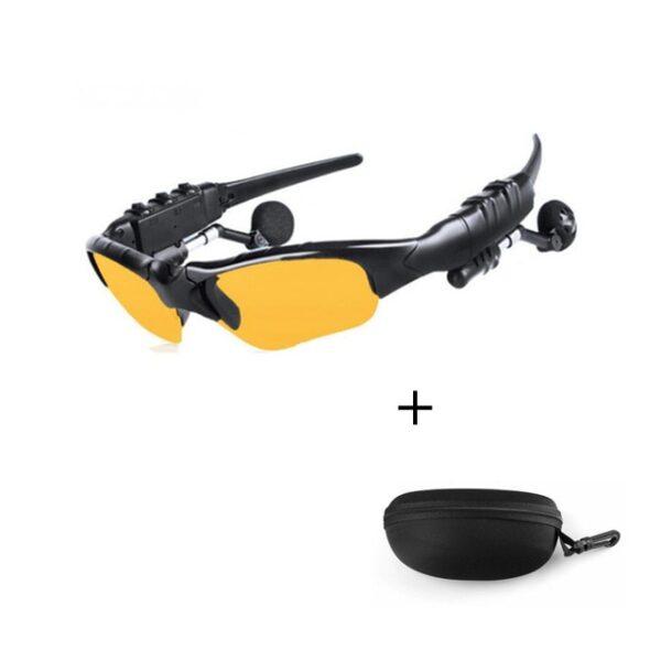 NO BORDERS Cycling Sunglasses Riding Bluetooth Earphone Smart Glasses Outdoor Sport Wireless Bike Sun Glasses Headphone 2.jpg 640x640 2