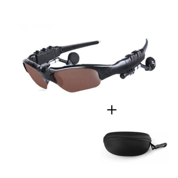 NO BORDERS Cycling Sunglasses Riding Bluetooth Earphone Smart Glasses Outdoor Sport Wireless Bike Sun Glasses Headphone 3.jpg 640x640 3