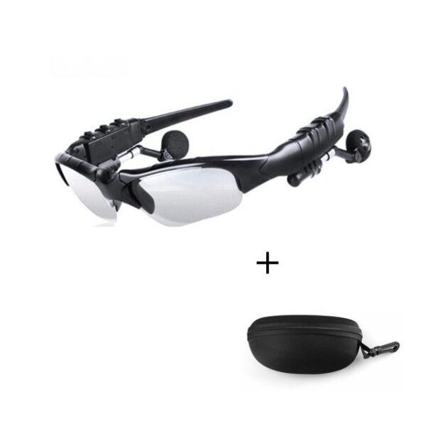 NO BORDERS Cycling Sunglasses Riding Bluetooth Earphone Smart Glasses Outdoor Sport Wireless Bike Sun Glasses