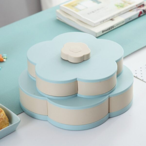 Newest Plastic Storage Box for Seeds Nuts Candy Dry Fruits Case Plum Type Lunch Container for 2.jpg 640x640 2