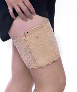 Anti Chafing Lace Thigh Garter, Anti Chafing Lace Thigh Garter