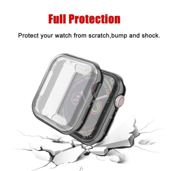 ProBefit 360 Slim Watch Cover for Apple Watch 4 3 2 1 42MM 38MM Case Soft 5