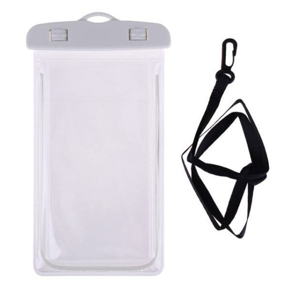 Swimming Bags Waterproof Bag with Luminous Underwater Pouch Phone Case For iphone 6 6s 7 universal 1.jpg 640x640 1