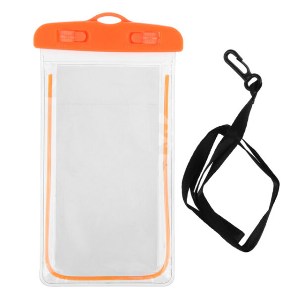 Swimming Bags Waterproof Bag with Luminous Underwater Pouch Phone Case For iphone 6 6s 7 universal 2.jpg 640x640 2
