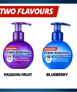 Intensive Stain Removal Whitening Toothpaste, Intensive Stain Removal Whitening Toothpaste