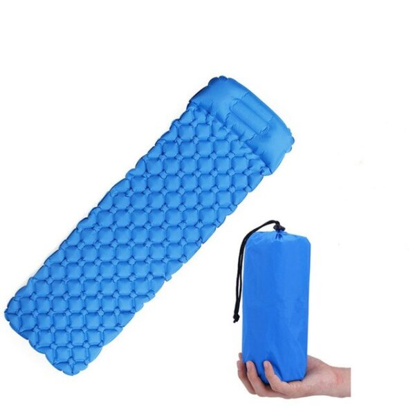 Ultralight Outdoor Inflatable Cushion Sleeping Pad Picnic Compact Camping Mat Air Pad for Camping Hiking Travel 1.jpg 640x640 1