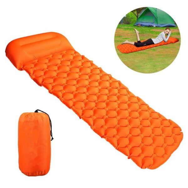 Ultralight Outdoor Inflatable Cushion Sleeping Pad Picnic Compact Camping Mat Air Pad for Camping Hiking Travel 2.jpg 640x640 2