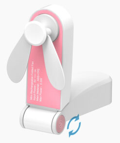 Pocket Fold Rechargeable Fan, Pocket Fold Rechargeable Fan