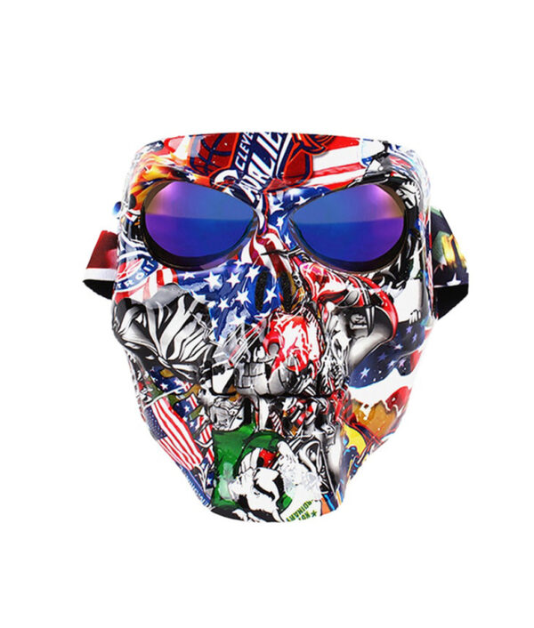 Vintage Skull Motorcycle Glasses Detachable Modular Mask Motorcycle Goggles Mouth Filter Motocross Glasses Moto Helmet Glasses 1 1.jpg 640x640 1 1