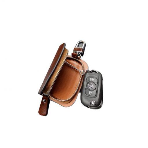 With Car Brand Genuine leather car key case wallet fashion cow leather brand car key holder 9 510x472 1