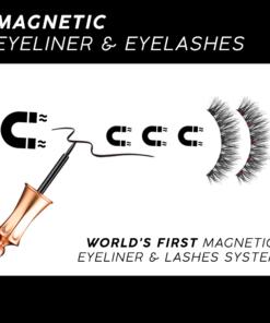 Magnetic Eyeliner & False Eyelash Set, Magnetic Eyeliner & False Eyelash Set
