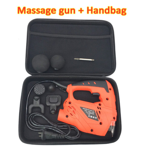 lectric Muscle Massage for Gun massgae High Frequency Vibrating Muscle Relief Pain Training Exercising Body Relaxation 1.jpg 640x640 1