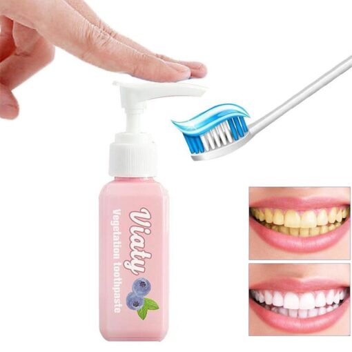 Viaty tosken whitening tandpasta, Viaty tanden whitening tandpasta