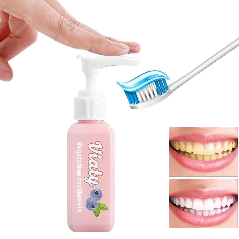 Viaty Teeth Whitening Toothpaste Not Sold In Stores