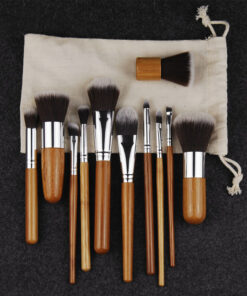 Makeup Brush Set, Makeup Brush Set + Case