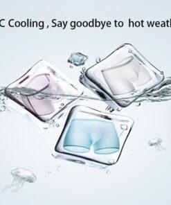 Men's Ice Silk Breathable Underwear, Men's Ice Silk Breathable Underwear