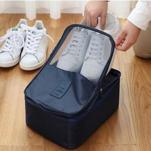 Foldable Shoe Pouches Organizer, Foldable Shoe Pouches Organizer