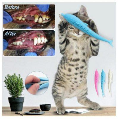 Soft Silicone Mint Fish Cat Toy Catnip Pet, Soft Silicone Mint Fish Cat Toy Catnip Pet