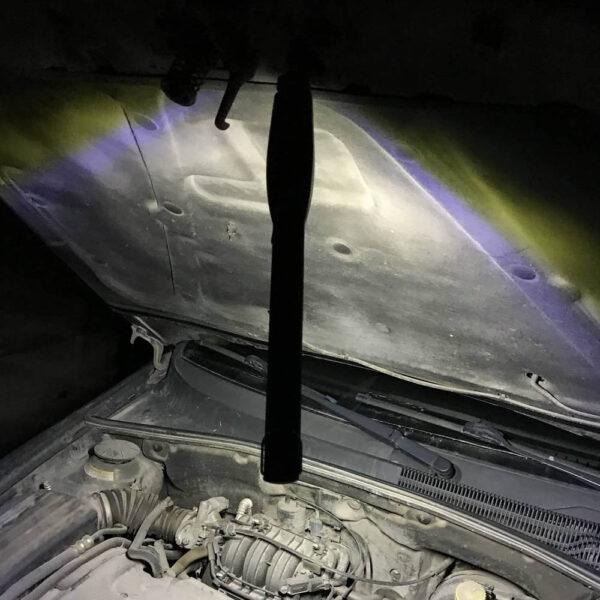 2019 New Arrival COB Light 410 Lumen Mechanic Work Shop Slim COB LED Rechargeable Work Light 3