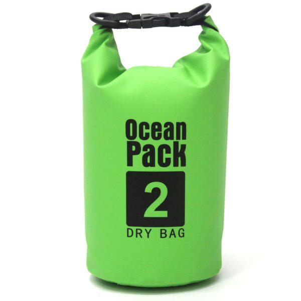 2L 30L PVC Waterproof Dry Bag Sack Ocean Pack Floating Boating Kayaking Camping Dry Sack for 1