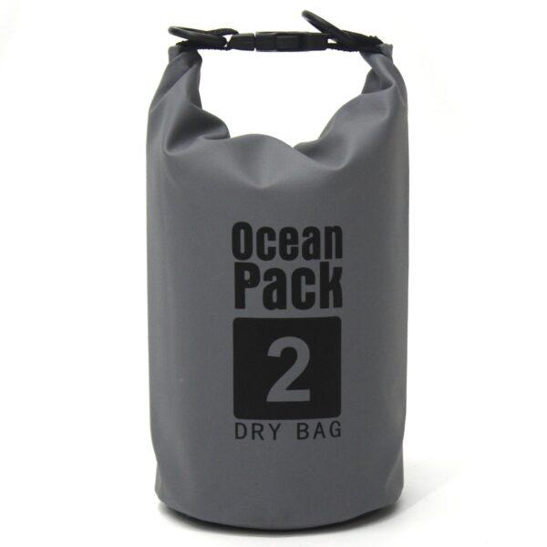 2L 30L PVC Waterproof Dry Bag Sack Ocean Pack Floating Boating Kayaking Camping Dry Sack for 4