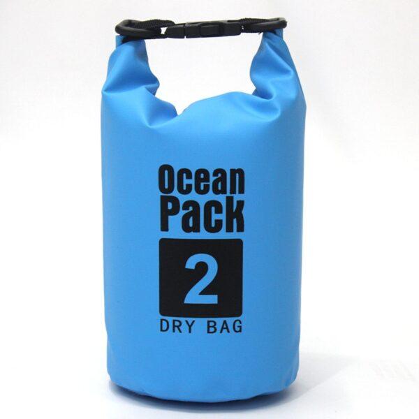 2L 30L PVC Waterproof Dry Bag Sack Ocean Pack Floating Boating Kayaking Camping Dry Sack for 5