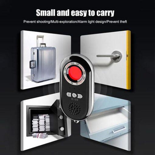 Multi-functional Infrared Detector, Multi-functional Infrared Detector
