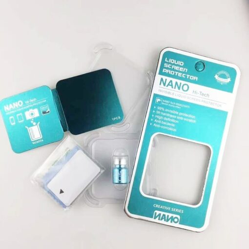 Hi-Tech Nano Liquid Screen Protector, Hi-Tech Nano Liquid Screen Protector
