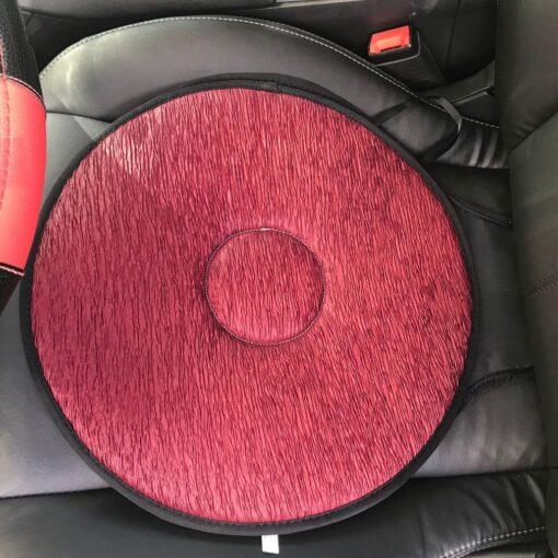 ROTATING SEAT CUSHION, 360° ROTATING SEAT CUSHION