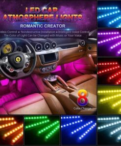 Car Interior Lights, Car Interior Lights