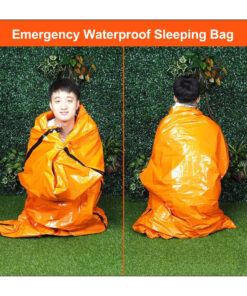Emergency Waterproof Sleeping Bag, Emergency Waterproof Sleeping Bag