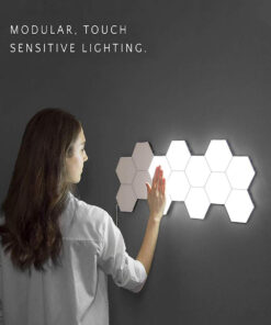 Touch Sensitive Modular Lighting, Touch Sensitive Modular Lighting