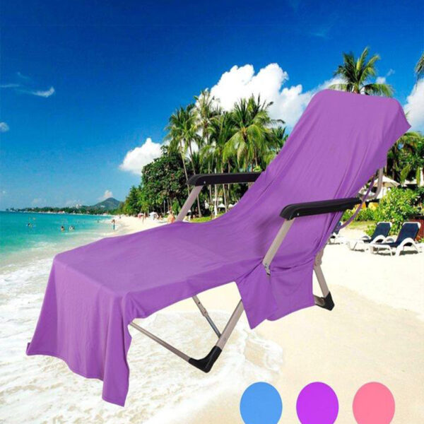 Beach Towels with Pockets
