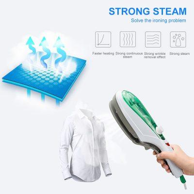 Portable Handheld Steam Iron, Portable Handheld Steam Iron
