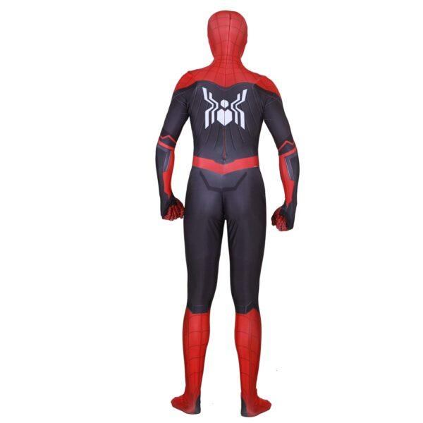Adult Kids Spider Man Far From Home Peter Parker Cosplay Costume Zentai Spiderman Superhero Bodysuit Suit 2