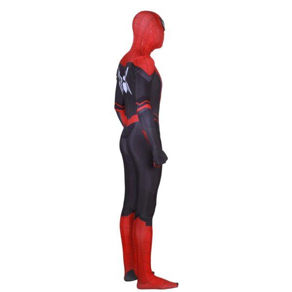 Adult Kids Spider Man Far From Home Peter Parker Cosplay Costume Zentai Spiderman Superhero Bodysuit Suit 3