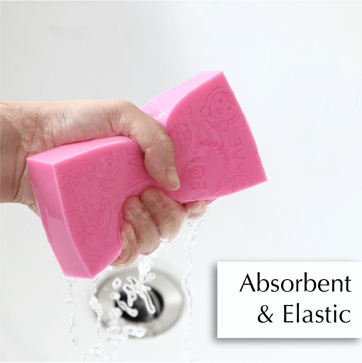 Ang Ultra Soft Exfoliating Sponge, Ultra Soft Exfoliating Sponge