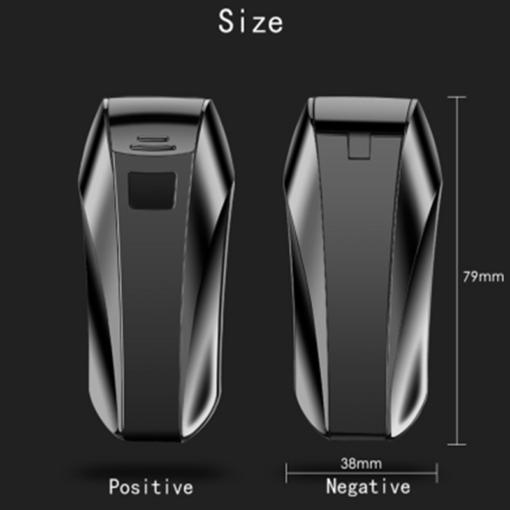 Smart Touch Screen USB Lighter, Smart Touch Screen USB Lighter