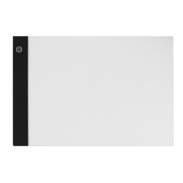 LED Graphic Tablet Writing Painting Light Box Tracing Board Copy Pads Digital Drawing Tablet Artcraft A4 5