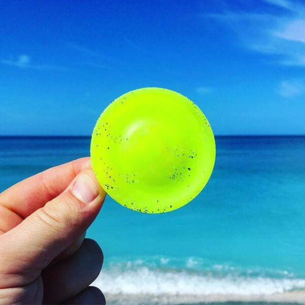 Mini Flying Disc Frisbie Pocket Flexible Soft New Spin In Catching Game Frisbie The New Way 3