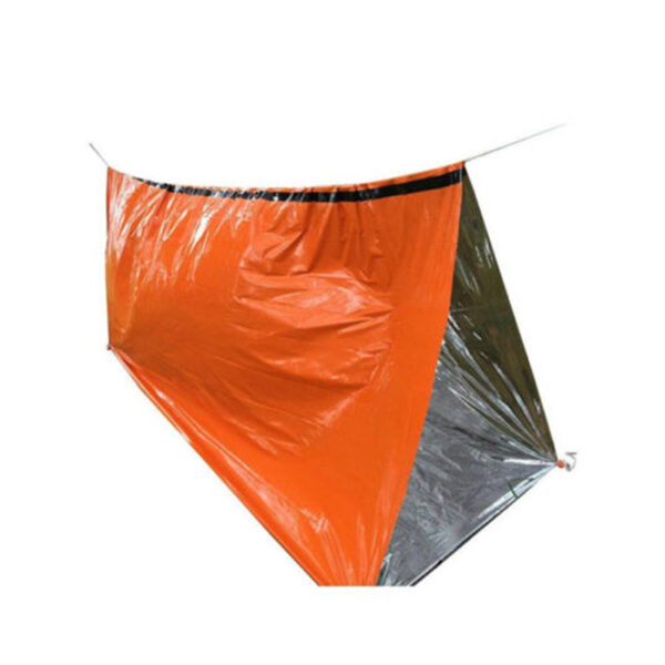 Outdoor Emergency Sleeping Bag Thermal Survival Camping Travel Bags Waterproof 5