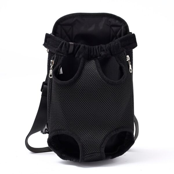 Pet Dog Carrier Backpack Mesh Camouflage Outdoor Travel Products Breathable Shoulder Handle Bags for Small Dog 3